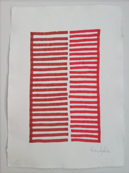om-pom-gallery-dan-juskus-cage 42 x 30